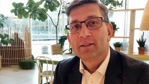 Ericsson ny cio Mats Hultin mer AI internt