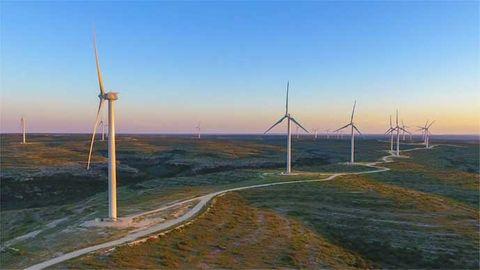 BP hjälper AWS att bygga ny svensk vindkraftpark