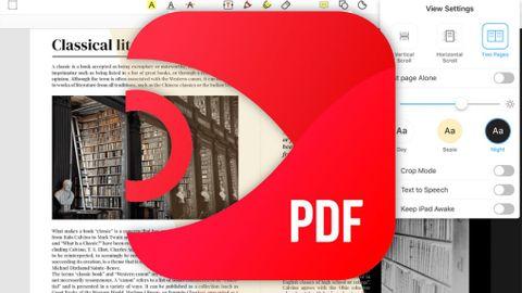 Test PDF Expert för IOS
