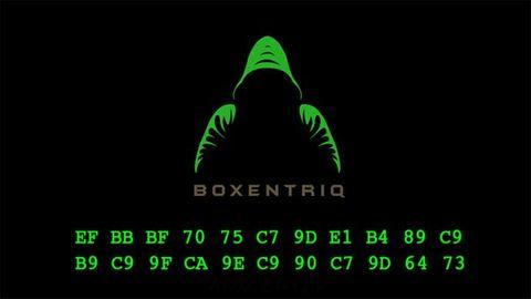 Utmanande kodknäckning: Boxentriq