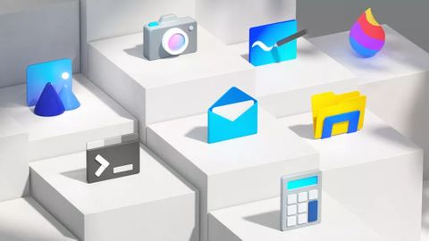 Microsoft nya ikoner