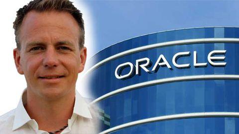 Förarbyte på svenska Oracle