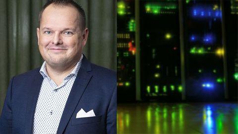 Insignis IT-grundaren Mathias Ljungsten blir ny vd på Nordlo Örebro.