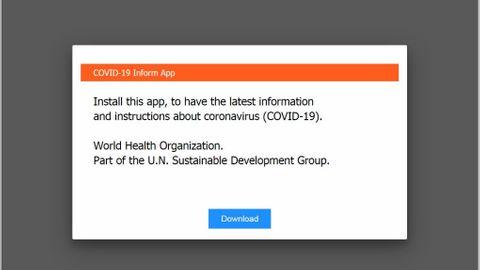 COVID-19 Inform App