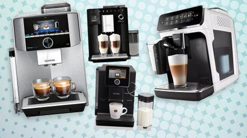 Test av kaffemaskiner