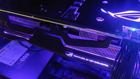 Asus GeForce RTX 2080 Super ROG Strix Gaming OC