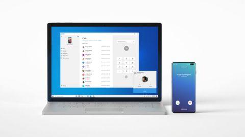 Din telefon för Windows 10