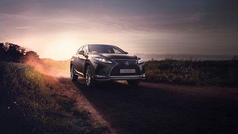 Test Lexus RX450h