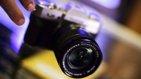 Fujifilm-kamera