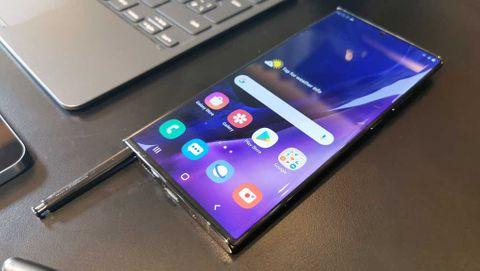 Android uppdateringar Samsung
