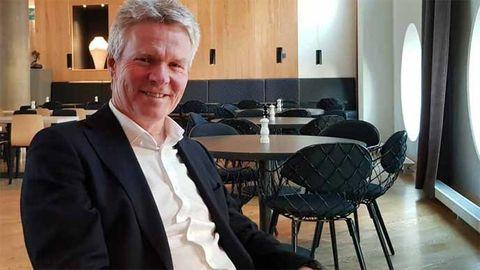 Visolits koncernchef Terje Mjøs