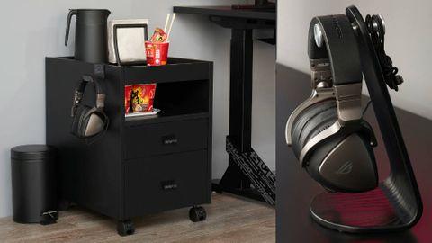 Ikeas och Asus gamingprylar