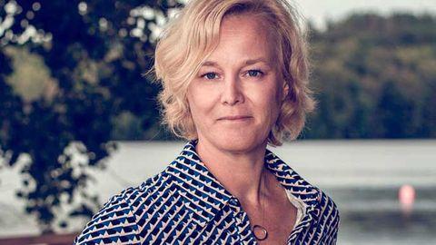 Anna Edshage vd på Kvadrat Göteborg