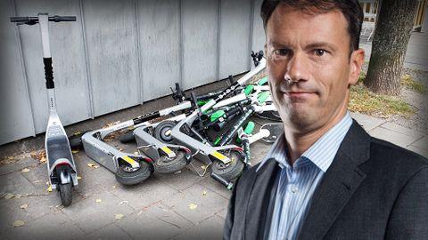 Martin Appel elsparkcyklar