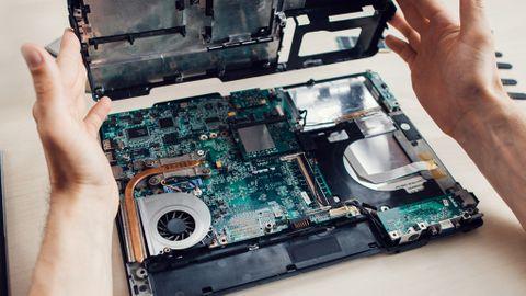 Uppgradera laptop