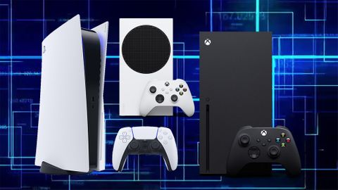 Playstation 5 och Xbox Series X/S