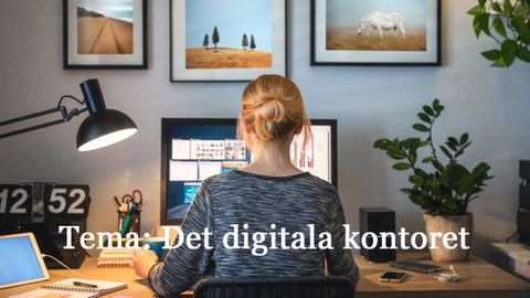 Det digitala kontoret