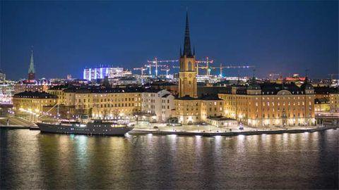 Rapport: Mängden data i Stockholm kan öka tio gånger till 2024