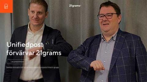 Belgiskt bolag köper svenska postutmanaren
