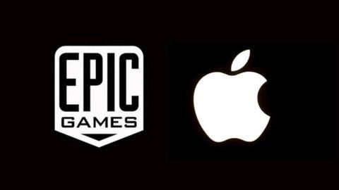 Epic och Apple