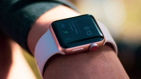 Apple Watch appar hälsa