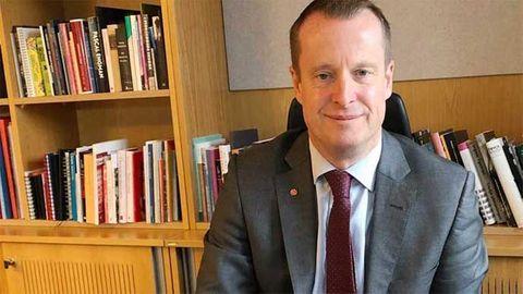 Digitaliseringsminister Anders Ygeman.