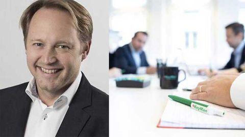 Keymans vd Mats Mårtensson.