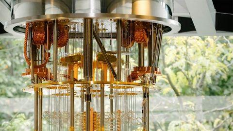 Kvantdator från IBM