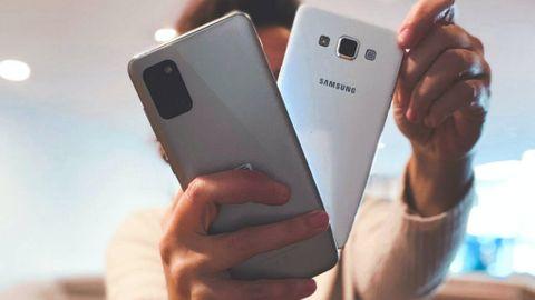 Samsung-mobiler