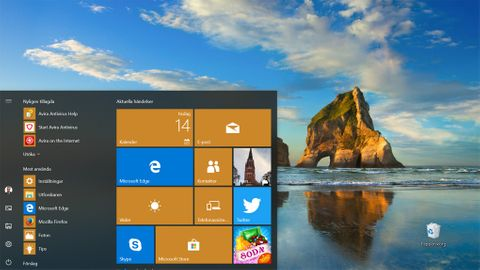 Bakgrund Windows