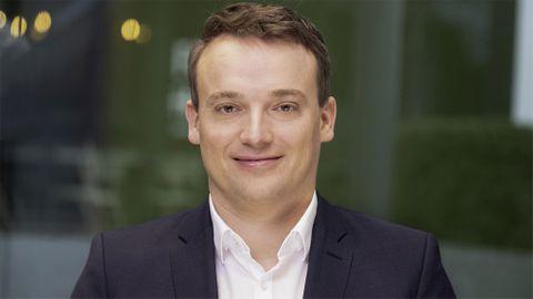 Christian Klein, vd på SAP.