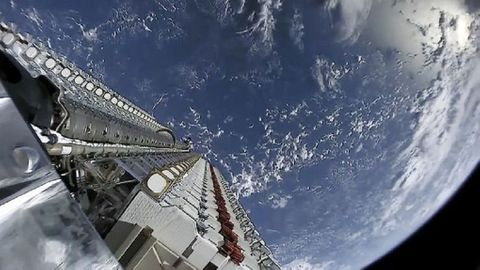 Starlink foto Spacex
