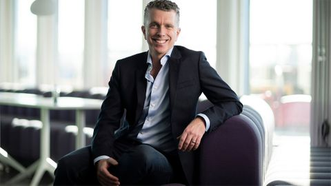 HiQ:s nya Sverigechef Jerker Lindstén