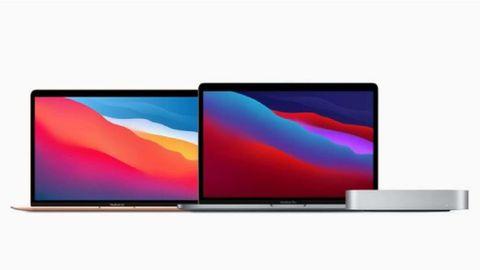Macbook M1 första