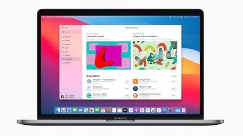 Mac OS Big Sur