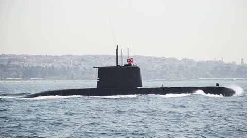 submarine utbåt-3040186_1920