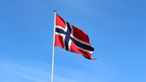 norway norge flag-3130435_1920