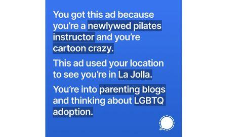 Signal annons två