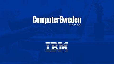 Computer Sweden och IBM