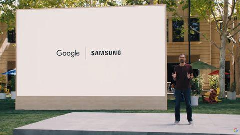 Google samsung wear os tizen
