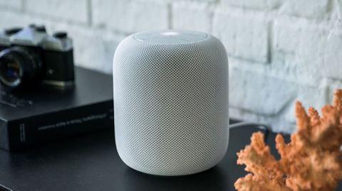 Apple TV ljud via Homepod