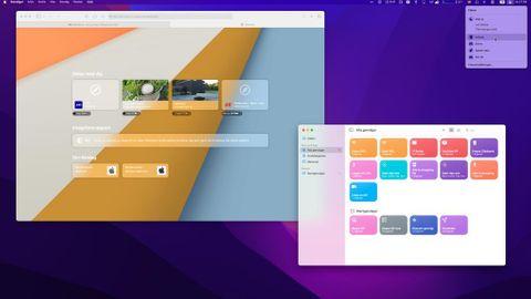 Mac OS 12 Monterey