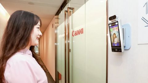 Kamera AI foto Canon Information Technologies