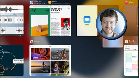 Multitasking Ipad OS 15