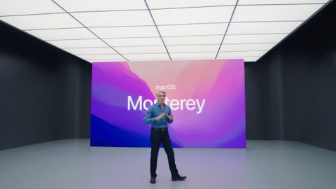 Mac OS Monterey