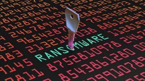 ransomware nyckel