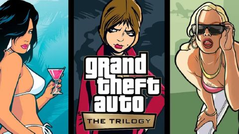 Grand Theft Auto The Trilogy