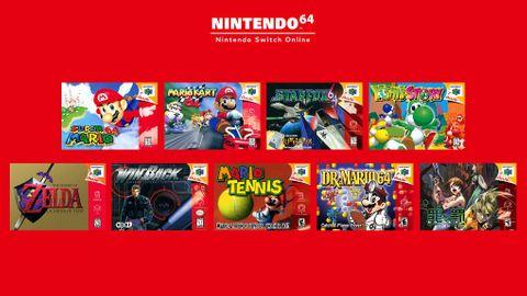 Nintendo 64 Switch