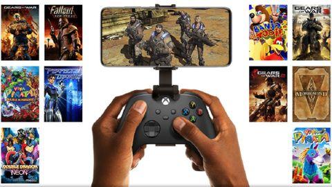Xbox Game Pass bakåkompabilitet utökning