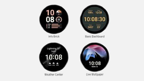 Samsung nya urtavlor foto Samsung